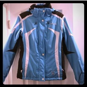 Authentic Spyder Jacket! Great condition!